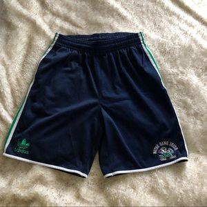 Notre Dame Basketball Shorts